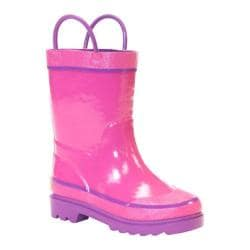 Girls' Western Chief Firechief 2 Pink