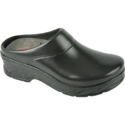 Women's Klogs Abilene Black Polyurethane