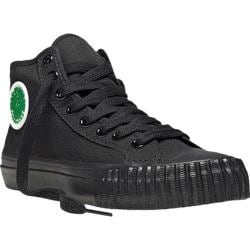 Children's PF Flyers Center Hi Black/Black Canvas