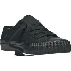 Children's PF Flyers Center Lo Black/Black Canvas