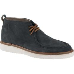 Men's Andrew Marc Haven Petrol/White/Dark Cymbal Suede