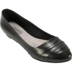 Women's Cliffs by White Mountain Penny Black Synthetic
