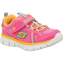 Girls' Skechers Synergy Lovespun Pink/Multi