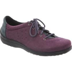 Women's Klogs Pisa Blue Spruce/Plum Leather