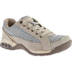 Women's Therafit Roma Tan/Blue