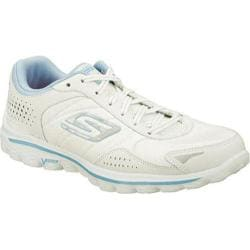 Women's Skechers GOwalk 2 Flash LT White/Blue