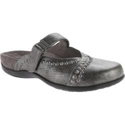 Women's Vionic with Orthaheel Technology Maisie Mary Jane Mule Pewter