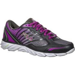 Women's Fila Fresh 3 Dark Shadow/Purple Cactus Flower/Green Gecko