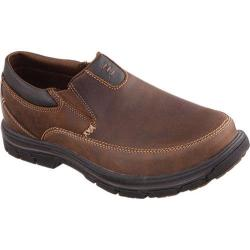 Men's Skechers Relaxed Fit Segment The Search Brown
