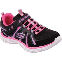 Girls' Skechers Ecstatix Wunderspark Black/Multi