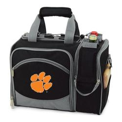 Picnic Time Malibu Clemson University Tigers Embroidered Black 14018800
