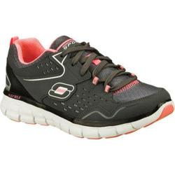 Women's Skechers Synergy Front Row Gray/Black