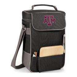 Picnic Time Duet Texas A&M Aggies Print Black/Grey
