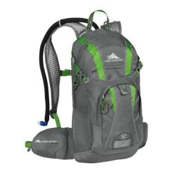 High Sierra Wahoo 14L Charcoal/Kelly