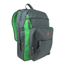 Dickies Double Deluxe Backpack Gravel Gray
