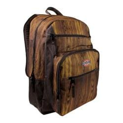 Dickies Double Deluxe Backpack Woodgrain