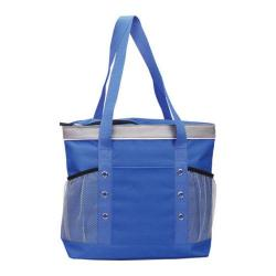 Goodhope P7270 Nautical Cooler Tote Blue