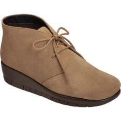 Women's Aerosoles Landlock Taupe Suede