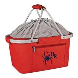Picnic Time Metro Basket Richmond Spiders Print Red