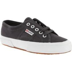 Women's Superga 2750 Cotu Slip On Dark Grey Iron
