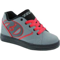 Boys' Heelys Propel Grey/Black/Red