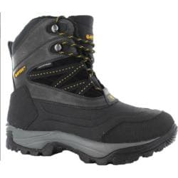 Men's Hi-Tec Snow Peak 200 Waterproof Black/Gold