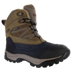 Men's Hi-Tec Snow Peak 200 Waterproof Tan/Black