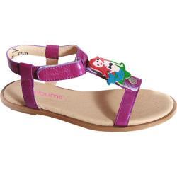 Girls' Bumbums & Baubles Bahia Grape Pop Leather