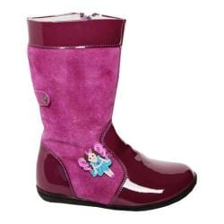Girls' Bumbums & Baubles Barrett Boot Wizard Patent Leather/Suede
