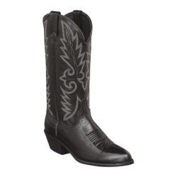 Men's Dan Post Boots Mignon R Toe Black