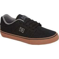 Men's DC Shoes Bridge TX Black/Gum