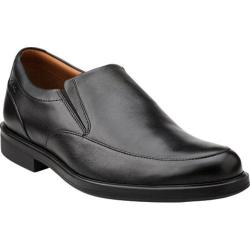 Men's Clarks Gabson Step Black Leather