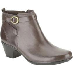 Women's Clarks Malia Hawthorn Brown Leather