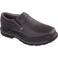 Men's Skechers Relaxed Fit Segment The Search Black
