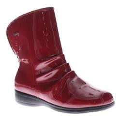 Women's Flexus by Spring Step Candyapple Red Patent