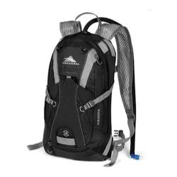 High Sierra Piranha 10L Black/Silver