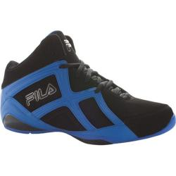 Men's Fila Revenge 2 Black/Prince Blue/Metallic Silver