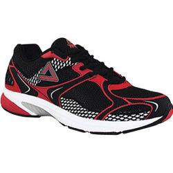 Men's Peak Accelerator Black/Red
