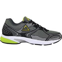 Men's Peak Accelerator Dark Grey/Fresh Green