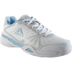 Women's Peak Olga Govortsova II White/Blue