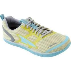 Women's Altra Footwear Provisioness 1.5 Yellow/Teal