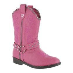 Girls' Gotta Flurt Barrel Pink Synthetic