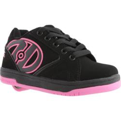 Girls' Heelys Propel Black/Pink