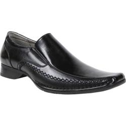 Men's Madden Trace Black Leather