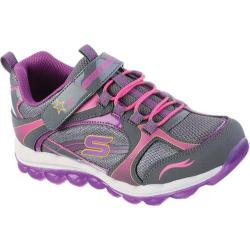 Girls' Skechers Skech-Air Charcoal/Multi