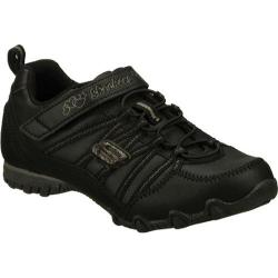 Girls' Skechers Bikers II School Star Black