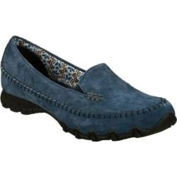 Women's Skechers Relaxed Fit Bikers Pedestrian Navy