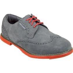 Women's TRUE Linkswear TRUE Dame Charcoal/Salmon Suede