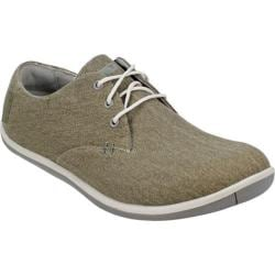 TRUE Linkswear - TRUE Oxford (Men's) - Olive/Charcoal Canvas