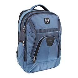 Ful Gung-Ho Backpack Lake Blue/Woven Navy